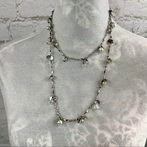 Cookie Lee strand necklace.